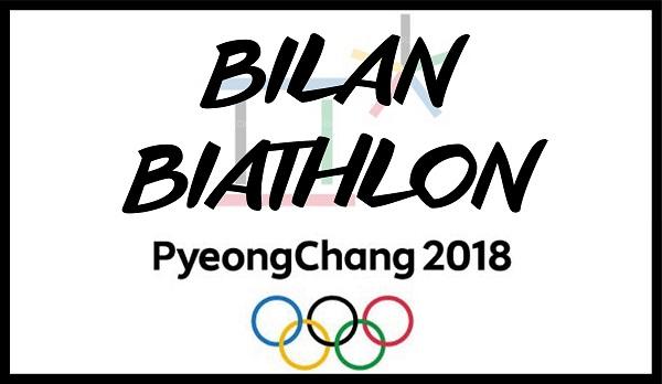 Bilan biathlon