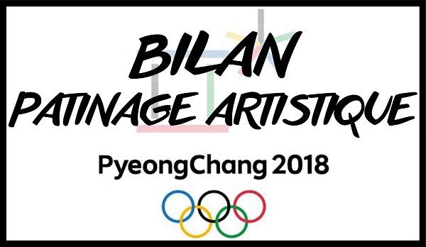 Bilan Patinage artistique