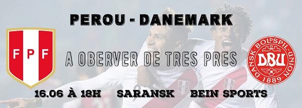Pérou-Danemark