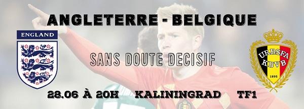 Angleterre-Belgique